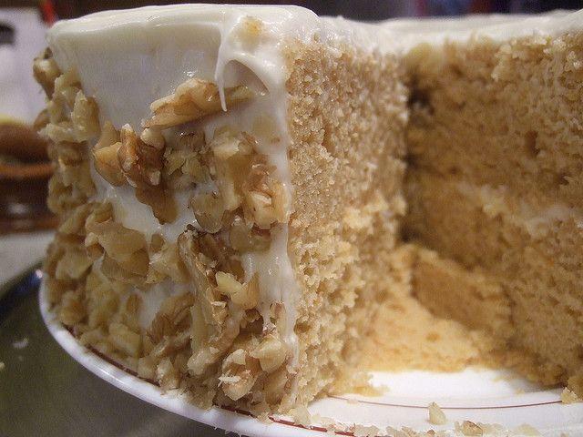 sweet potato cake | Favorite Recipes | Pinterest