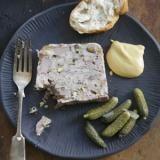 Smoked Bluefish Pâté Recipe | SAVEUR | Food | Pinterest