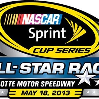 nascar all star race green flag