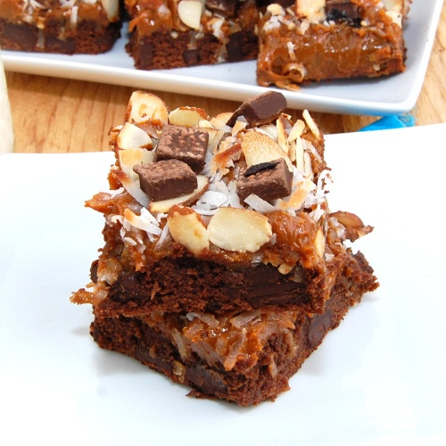 ... salted caramel brownies salted caramel brownies caramel pecan brownies