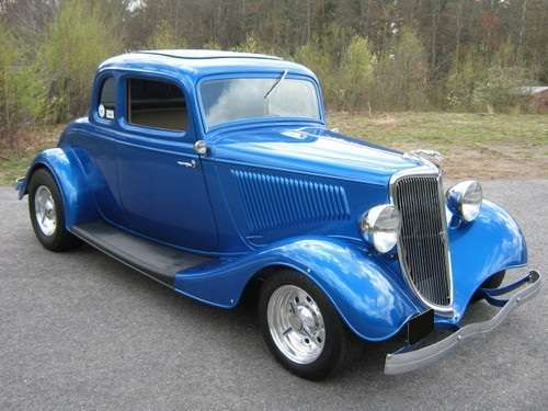 1934 ford 5 window coupe hot rods for 1934 ford 5 window