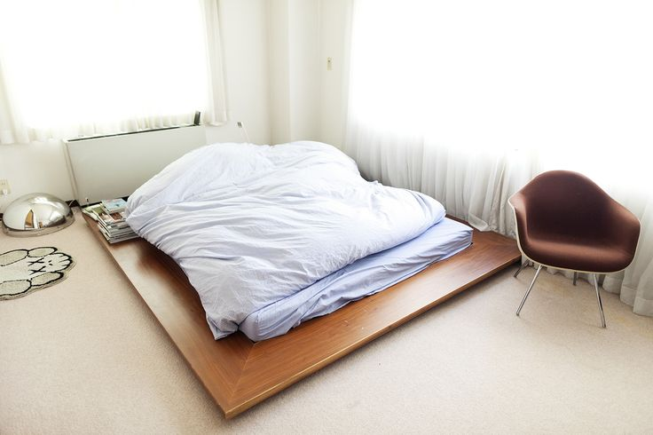 low to the floor bed the selby inside pinterest