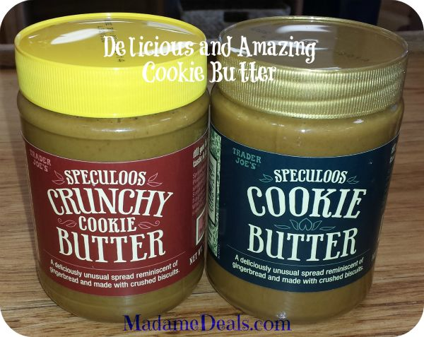 Top 10 Ways to Eat Cookie Butter #traderjoes #cookiebutter #speculoos http://madamedeals.com/top-10-ways-eat-cookie-butter/ #inspireothers