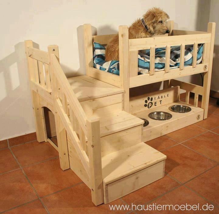Cuccia Per Il Cane Fai Da Te 15 Cucce Bellissime
