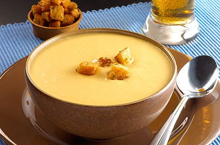 beer cheese potato soup | SOUPS | Pinterest