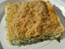 Spinach And Egg lasagna | Tune Up To Tone Up With Tuna, Salmon & Eggs ...