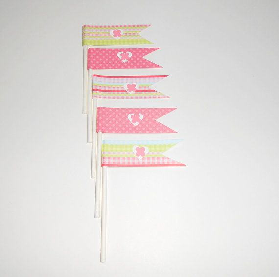 flags for decoration