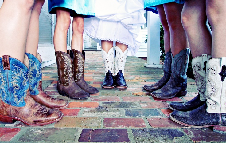 www.jessicamarielifestyle.com - wedding- country - boots