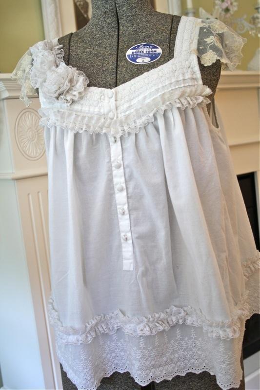 The Polka Dot Closet: Altering Vintage Clothes