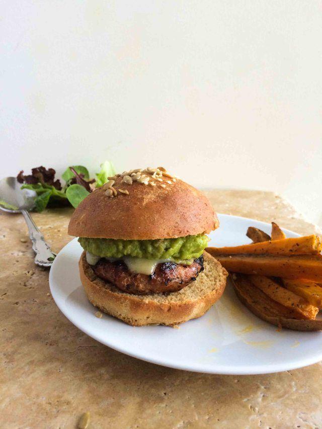 wheat brioche bun… Weekly Meals | dinner recipes | Pinterest
