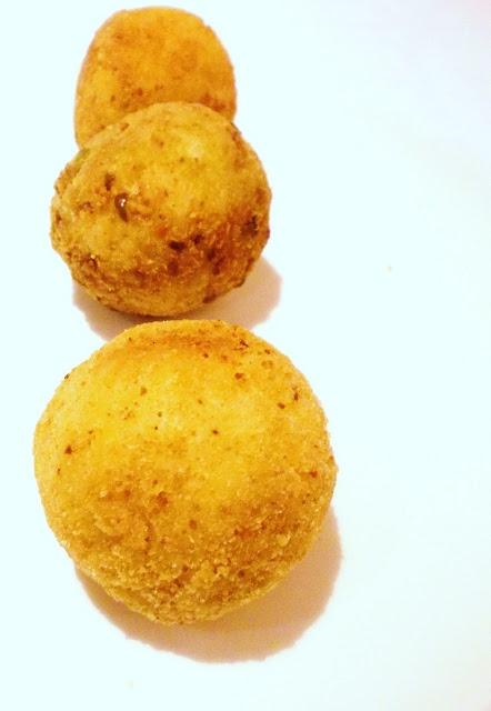 Citrus Arancine With Pecorino Cheese Recipes — Dishmaps