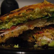 Turkey Avocado Panini | How Do I Turn on the Oven? | Pinterest