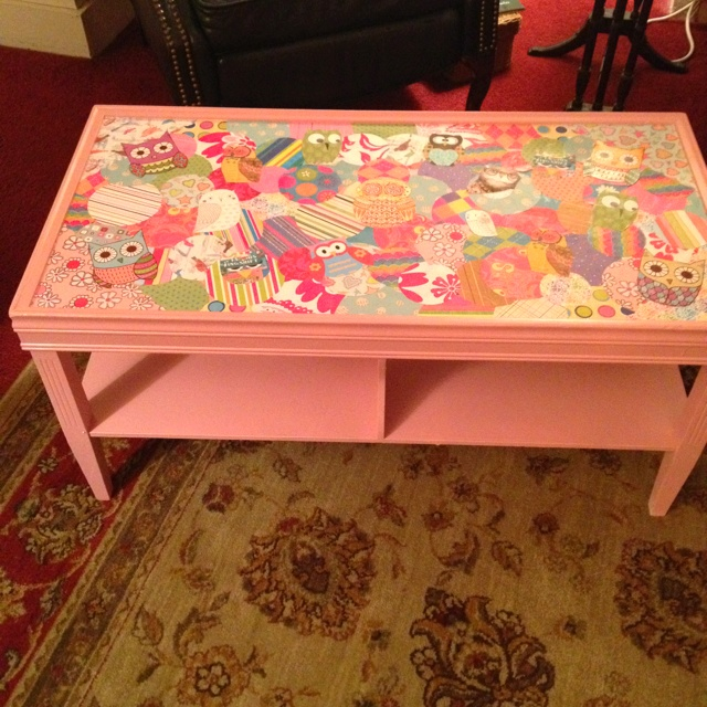 Our first modge podge project diy pinterest for Modge podge ideas