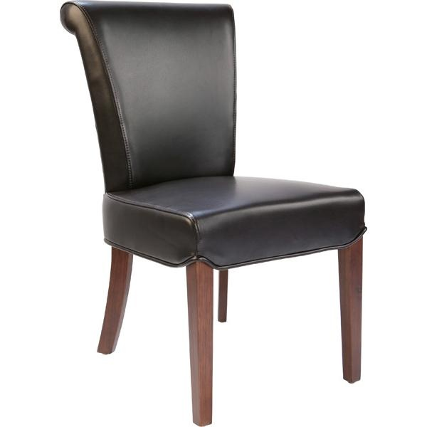 fortable upholstered dining chair
