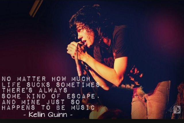 Kellin Quinn Quotes About Life. QuotesGram