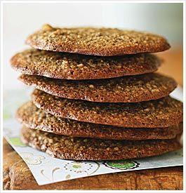 HAZELNUT ESPRESSO COOKIES - The Eat-Clean Diet®