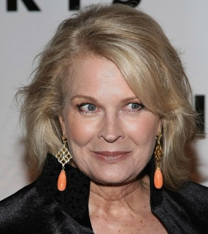 Candace Bergen @66   I loved her as a young sophisticate with breath-taking beauty, I loved her as Murphy Brown with side-splitting wit, and I loved her as Shirley Schmidt on Boston Legal, when she was the wisest character in the bunch.