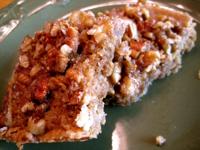 Maple Pecan Shortbread Squares... Heaven | Bonkers Bars | Pinterest