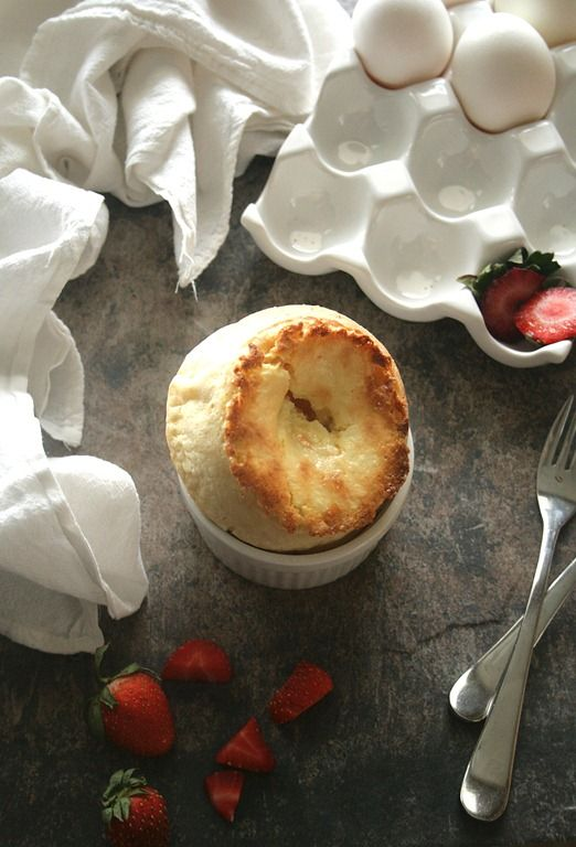 cheesecake-popovers-3 | Holiday Sweets | Pinterest