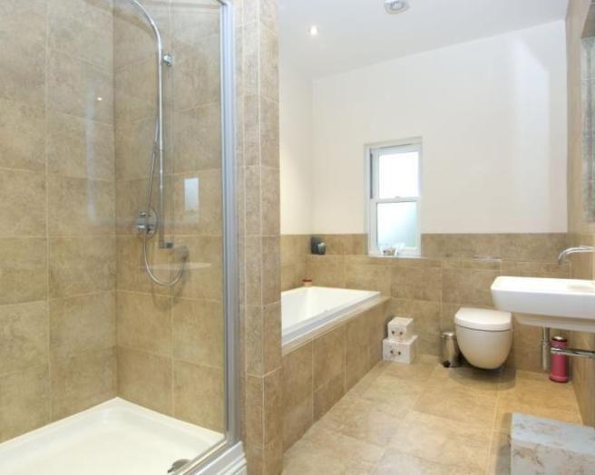 Photo of beige white bathroom homes pinterest for Bathroom ideas rightmove