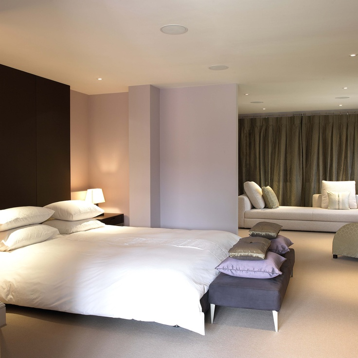 Master Bedroom Countryside Family Home Warwickshire Pinterest