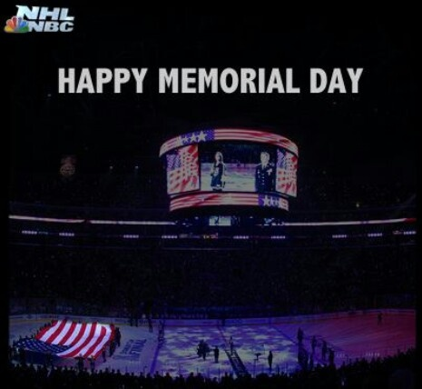 memorial day hockey challenge schedule
