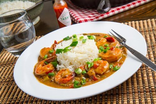 Shrimp Etouffee | Recipe