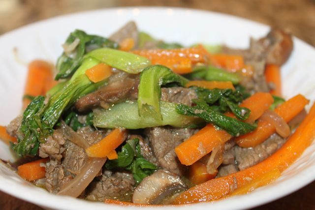 Whats for supper tonight? Ginger Beef Stir Fry from Everyday Paleo ...