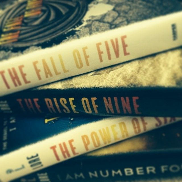 Lorien Legacies. | I'm Number Four | Pinterest