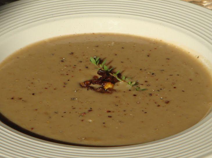 Porcini Mushroom Soup | Soup & Stew | Pinterest