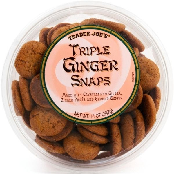 Trader Joe's Triple Ginger Snaps | Favorite Products ...