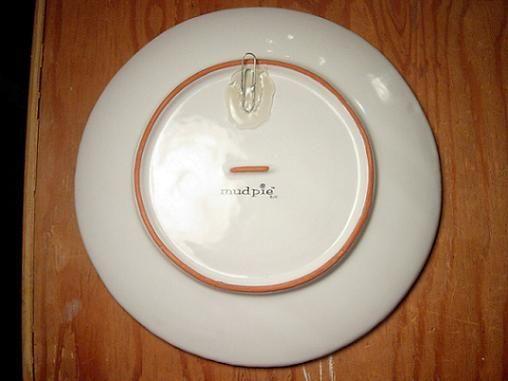 Крепление декоративные тарелки на стену своими руками 11