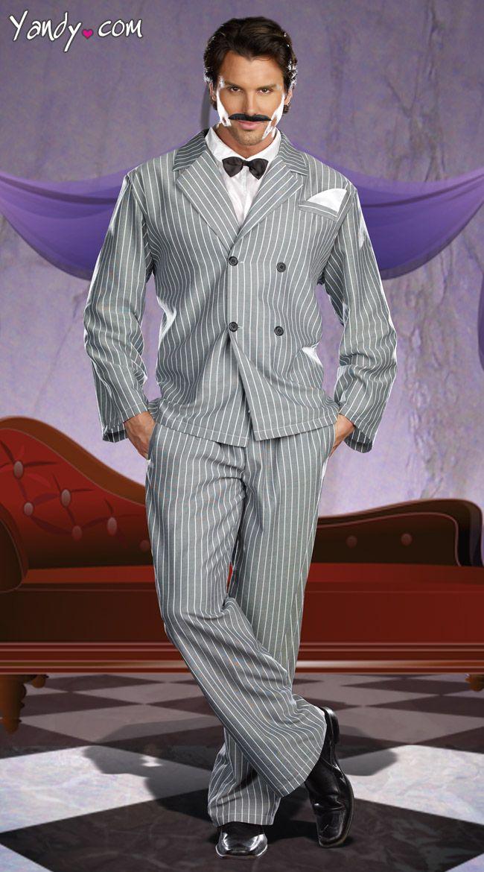 Gomez Addams Costume  ...