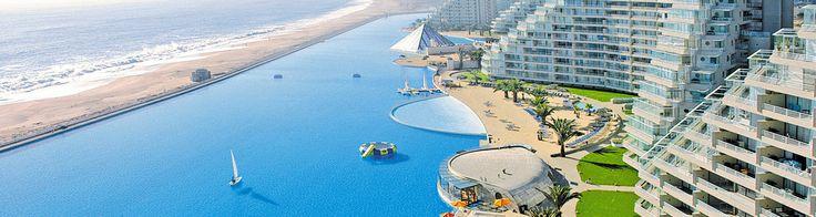 La piscina m s grande del mundo fotos blog viajero for La piscina mas temible del mundo
