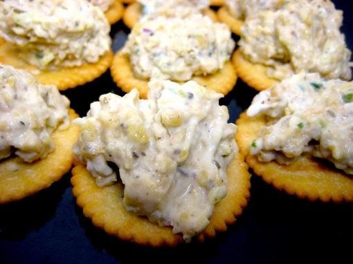 vegan 'tuna' salad | Favorite Recipes | Pinterest
