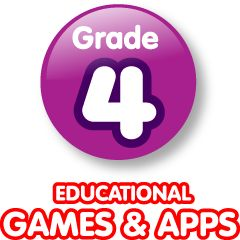 Abcya elementary computer activities amp games grade level fourth