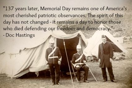 memorial day war quotes