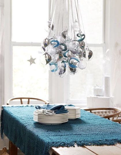 For the treeless other ways to display ornaments for First apartment ornament