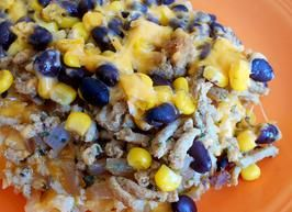 Fiesta Taco Casserole | Recipe