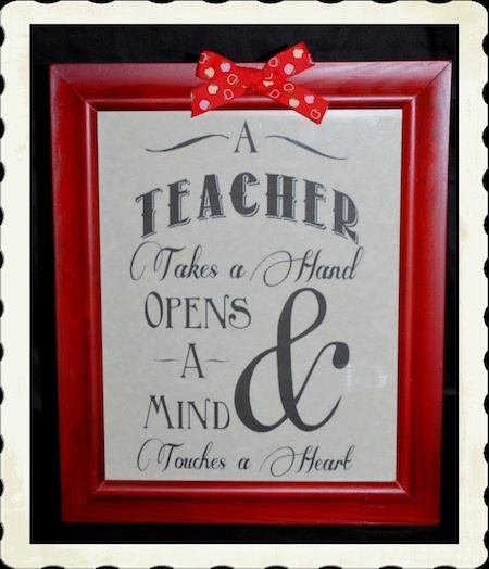 wonderful we think they are! Show your favorite teacher appreciation ...
