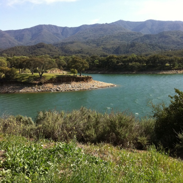 Lake cachuma camping pictures to pin on pinterest pinsdaddy for Lake cachuma fishing report