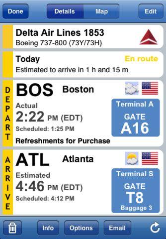 flight check app iphone