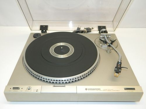 Kenwood Kd 3100 Turntable Direct Drive Turntable Gallery