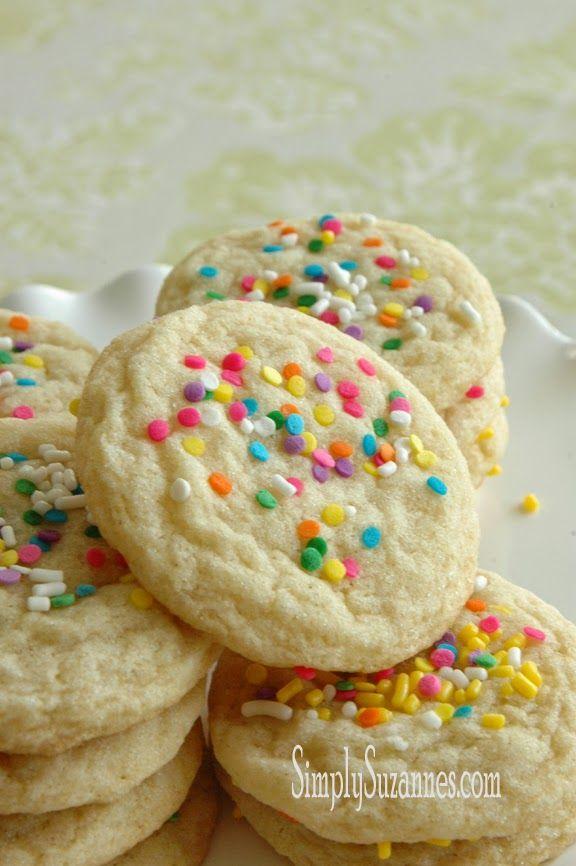 old-fashioned chewy sugar cookies | Cookies, Brownies & Bars | Pinter ...