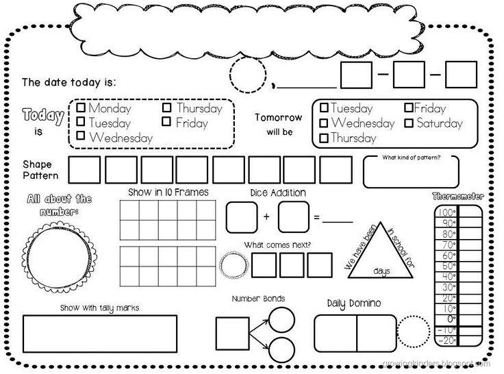 Calendar Math | Math | Pinterest