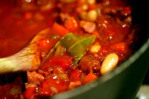 Italian Sausage & Bean Stew…   Real Italian Foodies