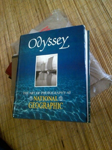 Odessey - the Art of photography at NATIONAL GEOGRAPHIC - 115k