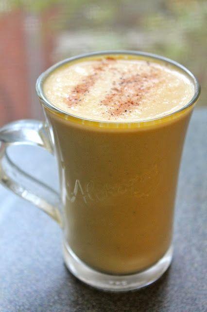 Pumpkin Pie Coconut Milk Shake | Dairy Free on the Sweet Side | Pinte ...
