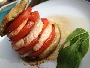 Paleo Breakfast Recipe: Salmon Burger  Sugar-free, grain-free, gluten-free, Primal, Paleo!