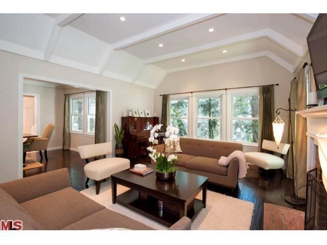 California Bungalow Interior Living Room Addition Pinterest